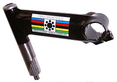 Threadless Bicycle Stem