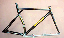 Kilo / Pursuit Bicycle Frame